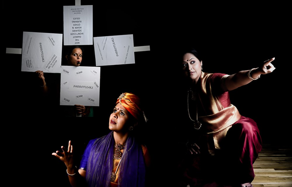 A Baithak of Three Stories