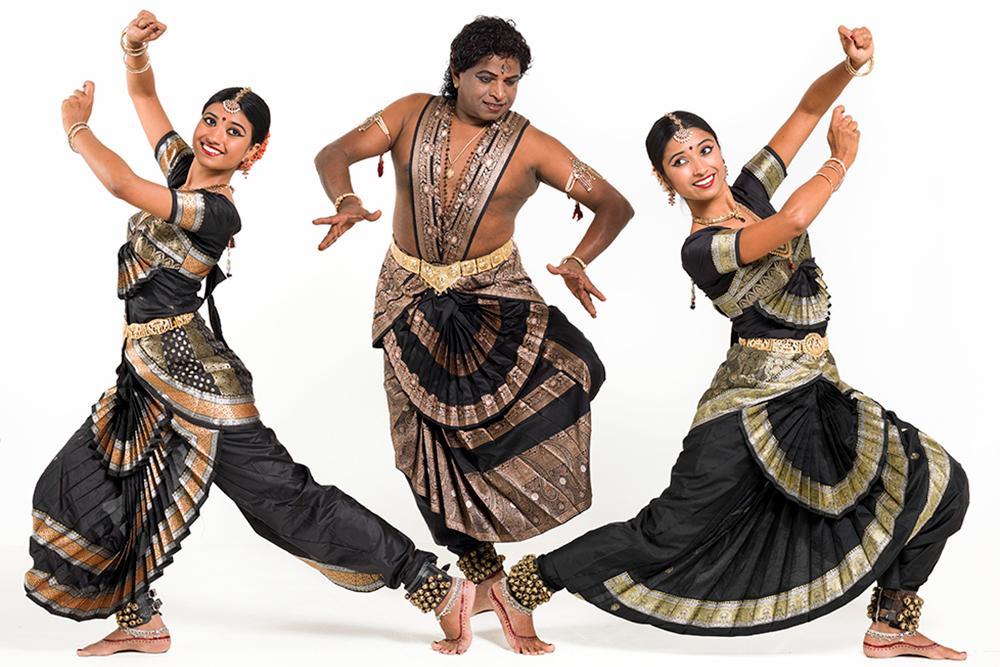 Photo of Anjali Keshava, Sumitra Keshava and Dasappa Keshava