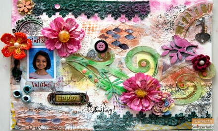 Mixed media – let your imagination soar