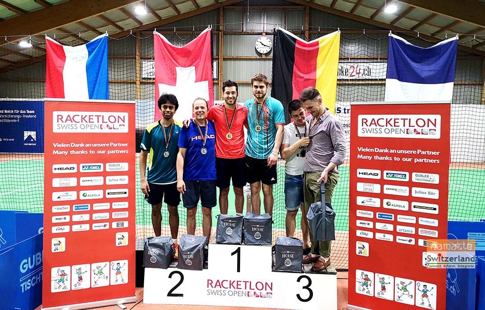 Meet the first Indian winner of the Racketlon