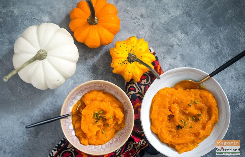 Easy Diwali Dessert – Pumpkin Halwa