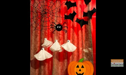 Spook up your window this Halloween!