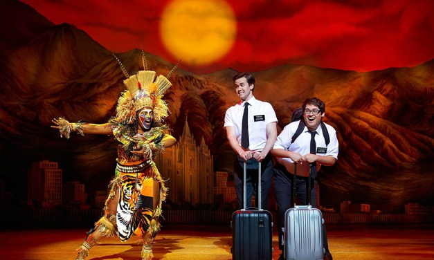 The Book of Mormon – A laugh riot!