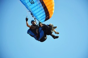 Photo of a Paragliding activity