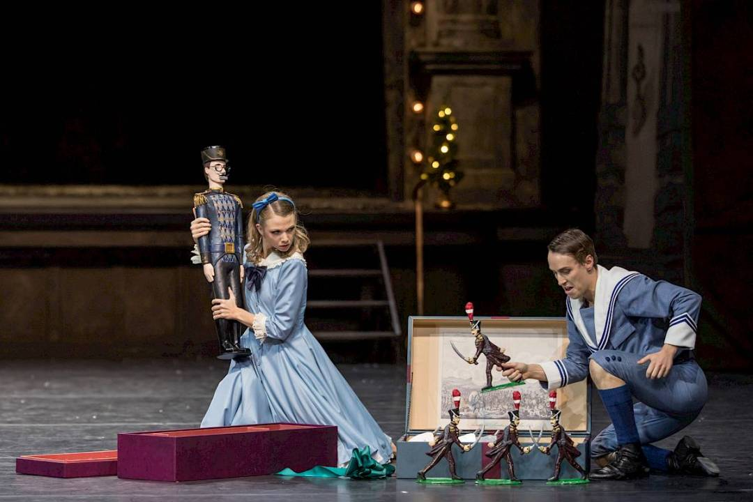 Photo of the play - 'Nutcracker and Mouse King' – Exploring the Darker Side