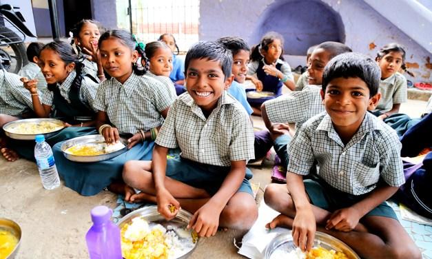 Serving for a Cause: Akshaya Patra