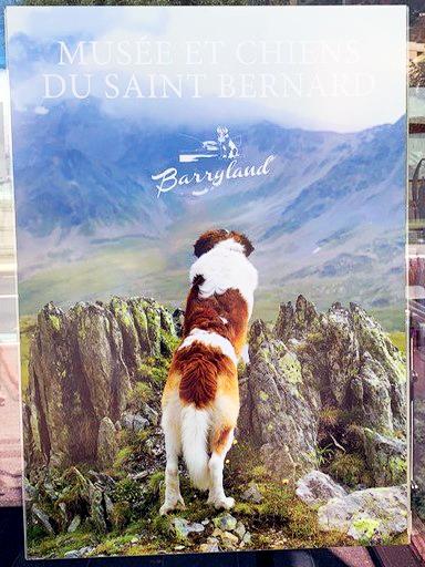 Photo of 'Barry land' - the Musée et Chiens du St. Bernard