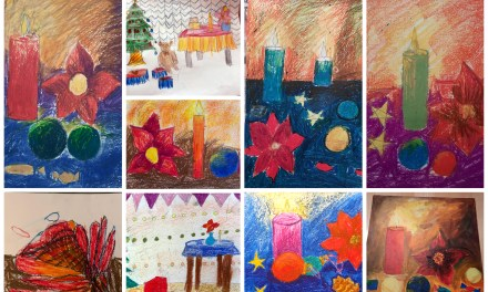 Kids Art Gallery – December 2020