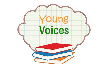 Young Voices – Our Kids' section!