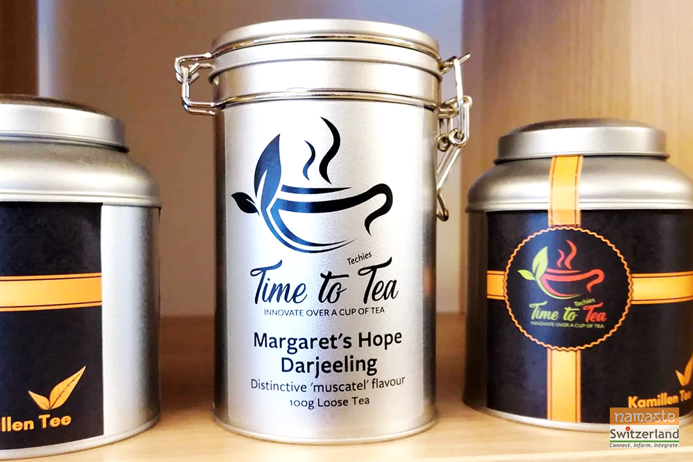 Photo of tea from Time to Tea