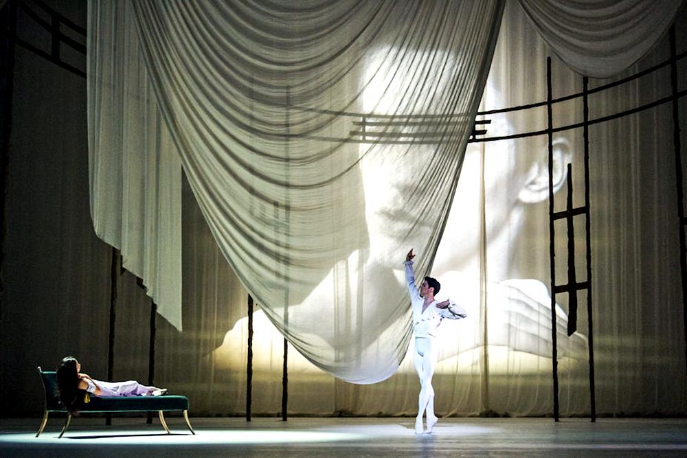 Set image of Alistair Muir Royal Ballet