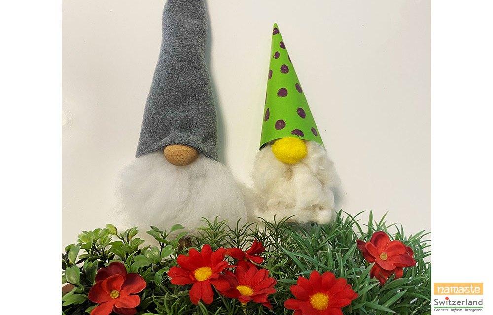 DIY – Garden gnomes