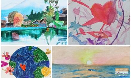Kids Art Gallery – May 2021