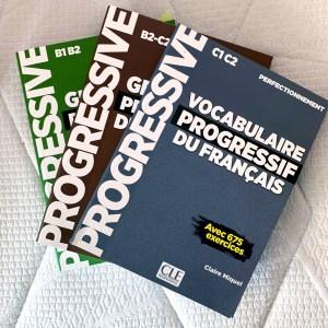 Photos of Frenche Language books
