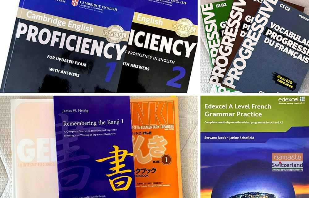 Language Learning Tools
