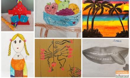 Kids Art Gallery – October 2021