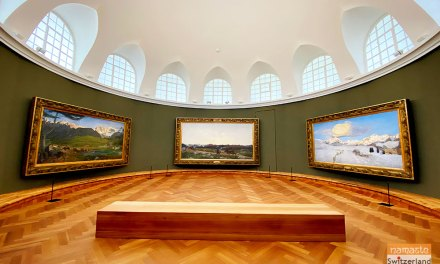 Segantini Museum – The Triptych, Life-Nature-Death