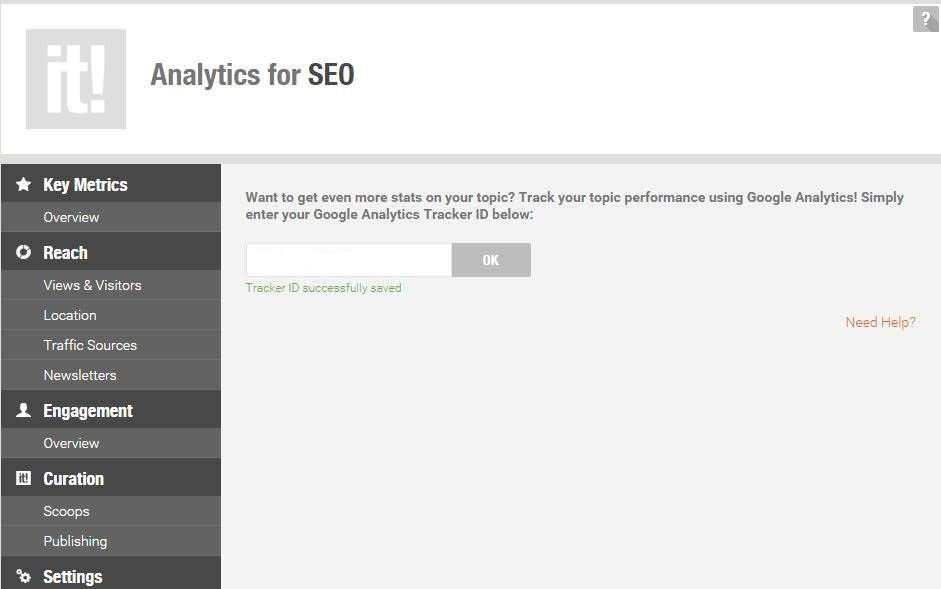 Curación de contenidos con Scoop.it, rendimiento de las publicaciones