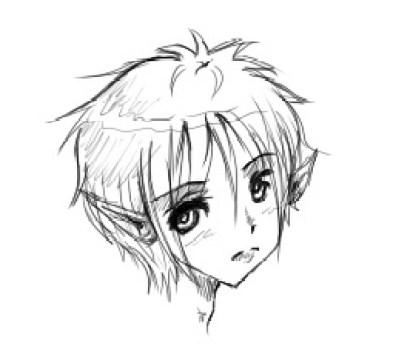 anime_elf_boy_sketch_by_aiyokochan-d7h4o50