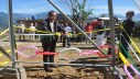 Peren Town Announcement Tower inaugurated