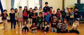 子供の姿勢を整える出張講座for徳島学童キッズ