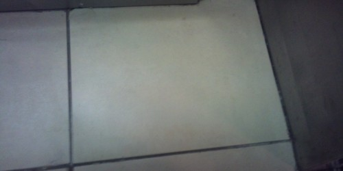 lift floor tiles cracked repaired