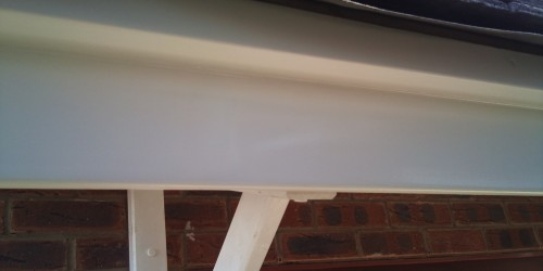 GRP FIBRE GLASS CANOPY REPAIRS CRACKED CHIPPED DENTED BURNT REPAIR