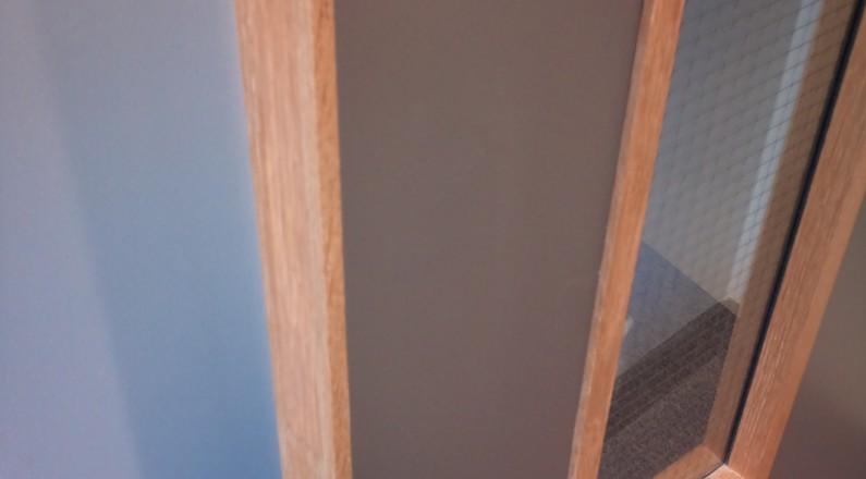 Door repair fixed