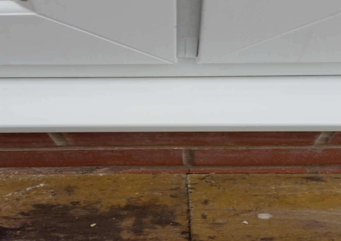 WINDOW FRAME SILL REPAIR