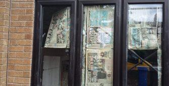 UPVC WINDOW DOOR FRAME REPAIRS SPRAYING