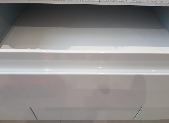 HIGH GLOSS KITCHEN PANEL REPAIR DRAW FRONT CUPBOARD DOOR END PANEL REPAIRS