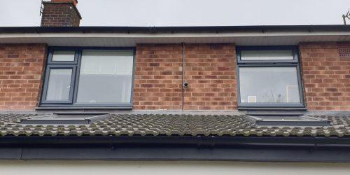 PVCU UPVC PLASTIC WINDOW FRAME SPRAYING SERVICE AFTER