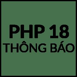 aptech-php-18-thong-bao