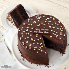 Happy Birthday Cakes For Men With Name And Photo