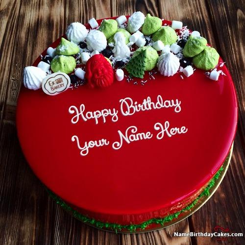 Best Red Velvet Birthday Cake For Friends
