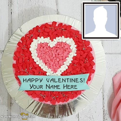 Ein weiteres Bild von valentine day cake images with name Valentine Day Cake Images With Name