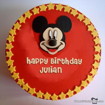 Happy Birthday Julian Video And Images