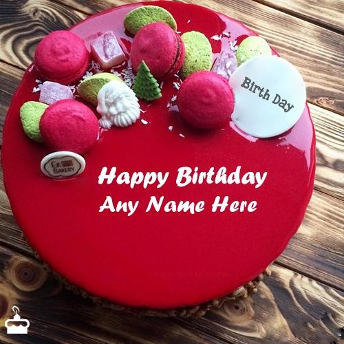 Happy Birthday Cake Unique
