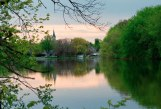 On the Rock River - Fort Atkinson, Wisconsin