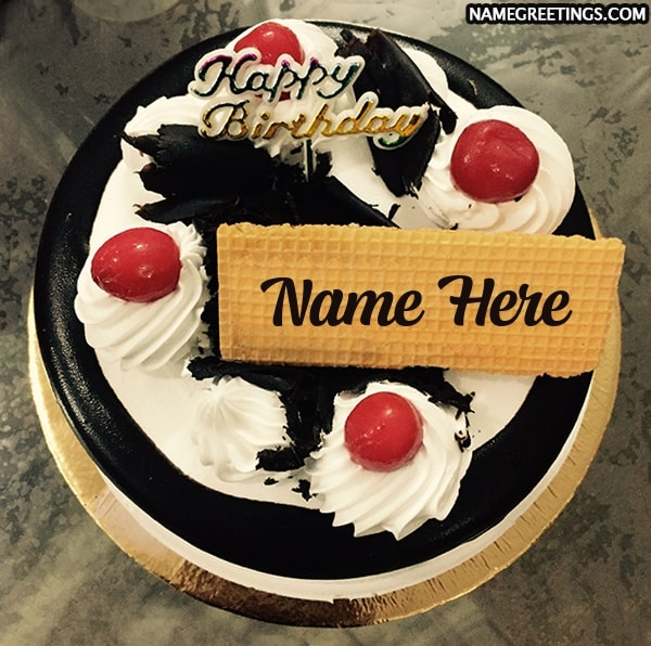 Outstanding Create Happy Birthday Cake Name Pics Funny Birthday Cards Online Overcheapnameinfo