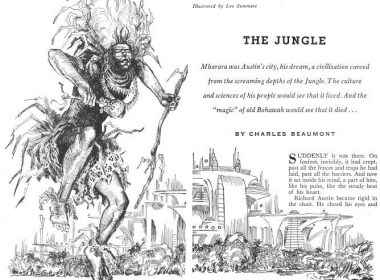 The Jungle by Charles Beaumont