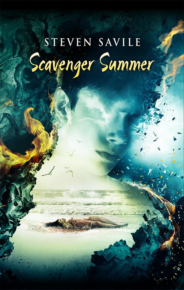Book Review: SCAVENGER SUMMER by Steven Saville