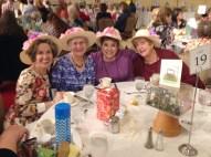 Suzanne, Margo, Karen and Carolyn - San Francisco Bay Area