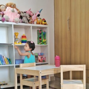 Setting Up a Montessori classroom at Home