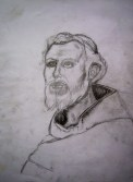 study of head of st francis