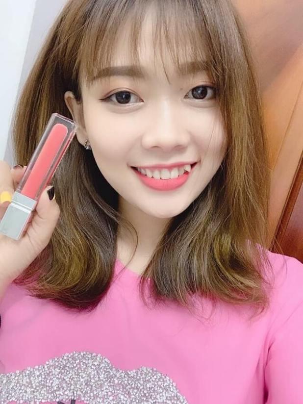 Son Kem Diamond lipstick Hoài Thương Organic