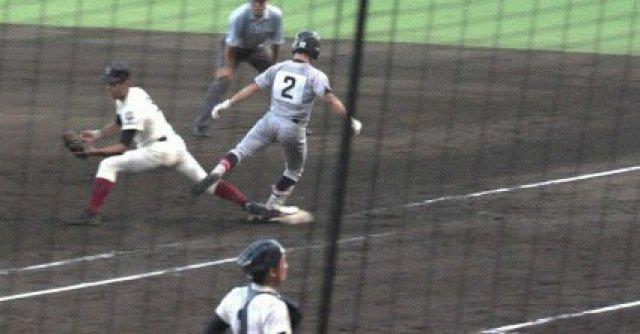 【動画】仙台育英の蹴りが日本文理戦でも行われていた問題のシーン!?
