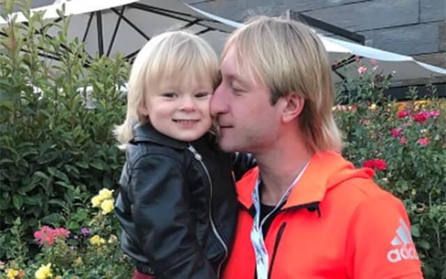 プルシェンコの息子が初来日し一緒にスケート共演するって!!