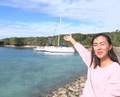 田中律子 移住 理由はサンゴの養殖だった!真相は・・