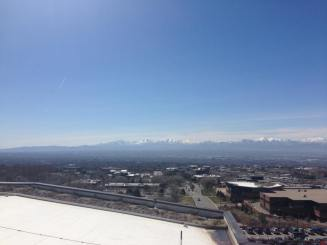 The View from the Utah National Museum of History